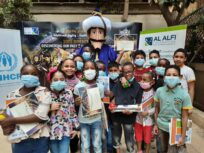 1001 Inventions partners with UNHCR and Al Alfi Foundation