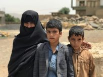Cash grants offer hope to displaced Yemenis facing eviction