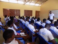ADOLESCENT GIRLS IN 4 REFUGEE CAMPS EMPOWERED ON SEXUAL AND REPRODUCTIVE HEALTH ISSUES