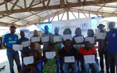 E-LEARNING ACCESS POSITIVELY IMPACTS REFUGEES IN AMPAIN REFUGEE CAMP