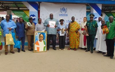 Ghana's progressive asylum system hailed as the country joins the rest of the world to mark World Refugee Day