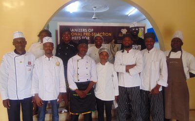 Refugee Chef hosts National Pastry and Cookery Competition in preparation for Africa Contest