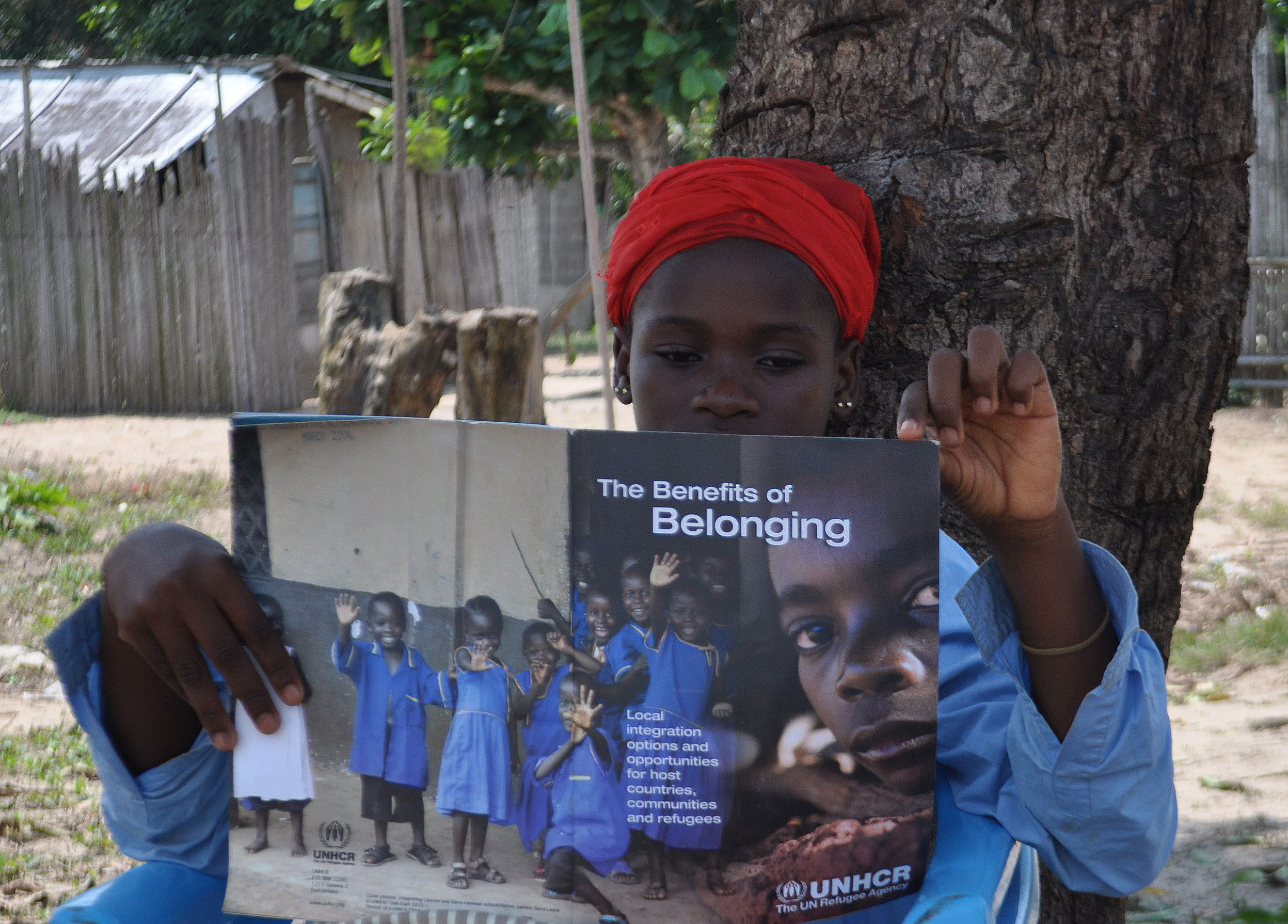 Am I going to be accepted_ a refugee girl reads all about Local Integration