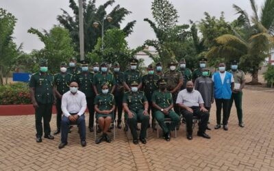 Immigration Officers from five regions receive training in Refugee Law and International Protection