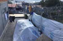 Samos: UNHCR launches tender for temporary accommodation of vulnerable asylum seekers