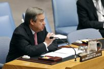 UN High Commissioner for Refugees Antonio Guterres – Written text of speech to the UN Security Council
