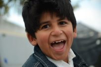 Afghan boy retreats into silence after separation from family