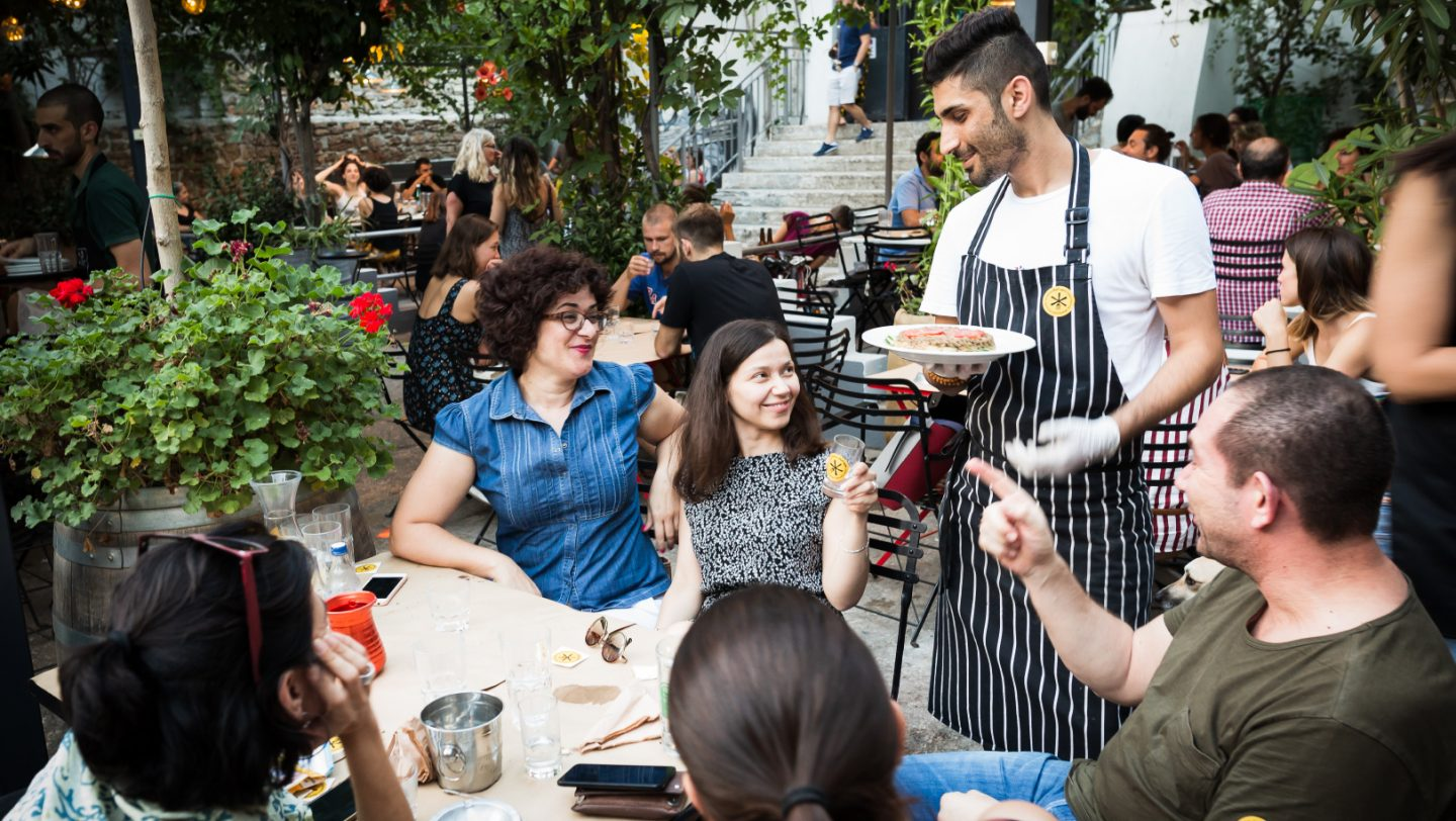 Greece. The Refugee Food Festival comes back to Athens.