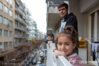 UNHCR welcomes support of Greek cities for refugees