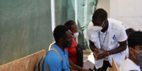 Giving back kindness: Abdoulaye supports medical services for refugees on Lesvos