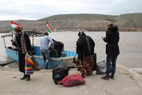 Despite war at home, more Syrian refugees return from Iraq