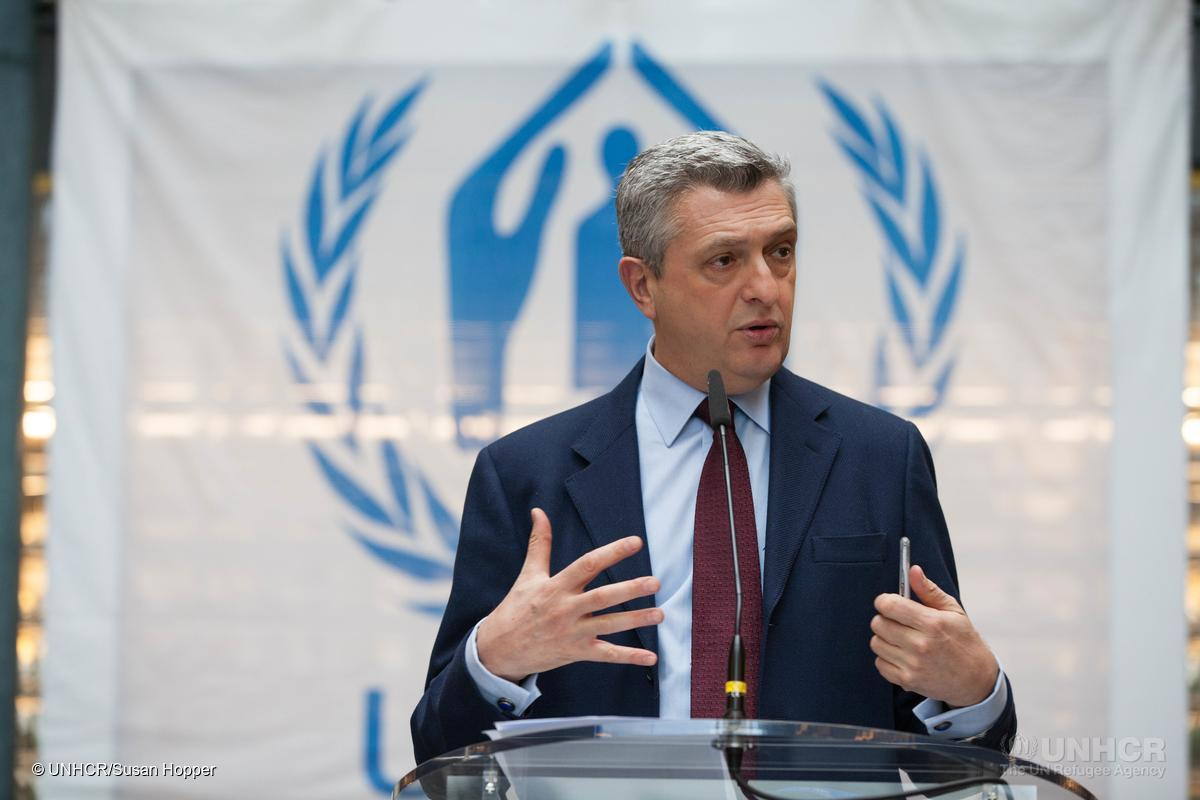 High Commissioner Filippo Grandi