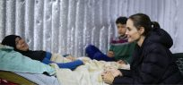 Syria conflict at 5 years: Statement by UNHCR Special Envoy Angelina Jolie Pitt at a press conference