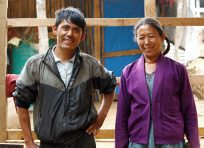 A year after Nepal quake, villagers rebuild from the ruins