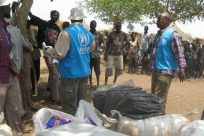 UNHCR races to provide for displaced South Sudanese ahead of the rains