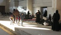 East Aleppo residents tell of horror, cold and hunger