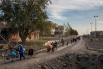 Displacement wave expected if Mosul, Hawiga fighting intensifies