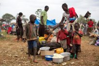 More than one million children have fled escalating violence in South Sudan
