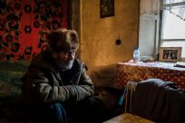 Thousands in eastern Ukraine lose access to pensions