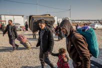 "Civilians living in ""penury and panic"" as Mosul battle rages"