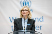 Goodwill ambassador Cate Blanchett 'shaken and enriched' by work with refugees