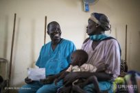 South Sudanese surgeon wins 2018 Nansen Refugee Award