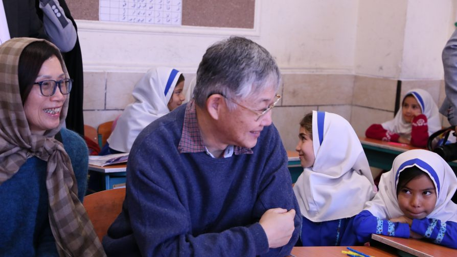 Shih Wing Ching Visits Refugees in Iran with UNHCR – UNHCR Iran Mission Media Gathering