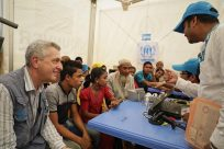 UN humanitarian leaders highlight urgent need to sustain support for Rohingya refugees in Bangladesh