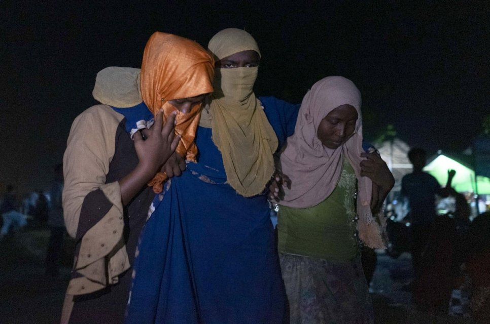 Seven-month ordeal at sea takes toll on Rohingya refugees in Indonesia