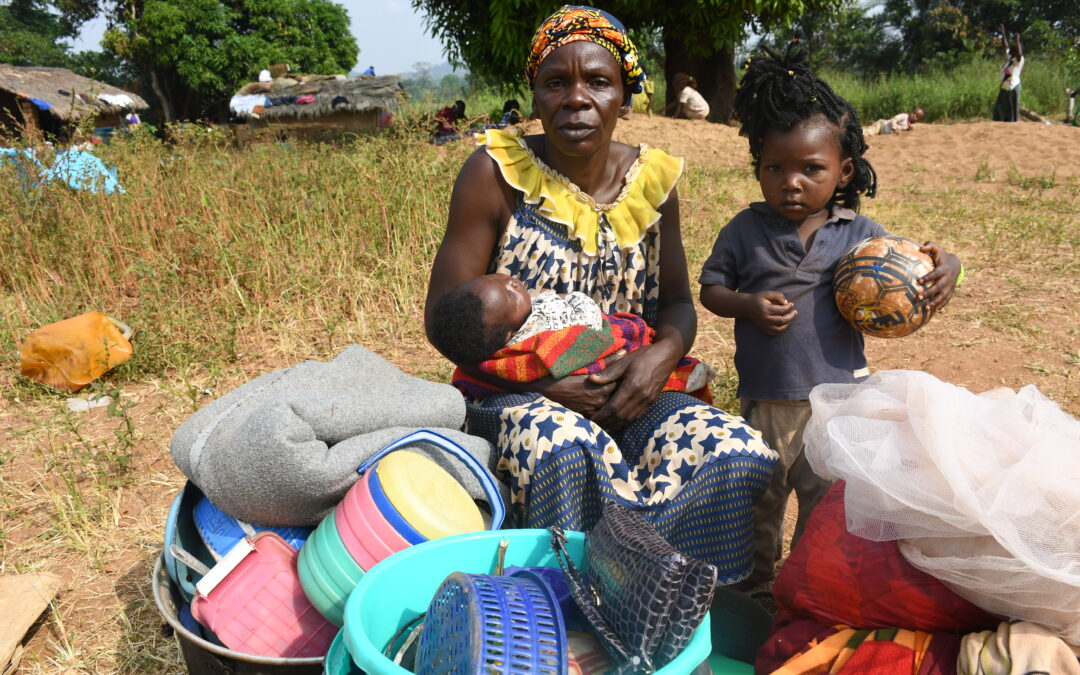 Number of Central African refugees soars as violence intensifies
