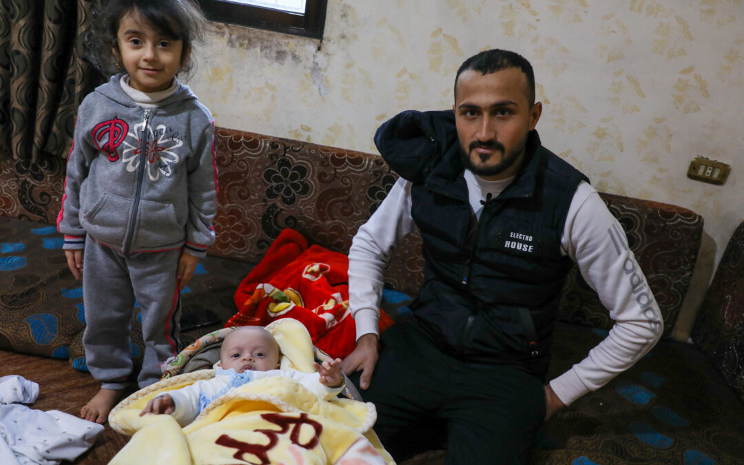 This Ramadan, bring hopes to desperate Syrian refugees