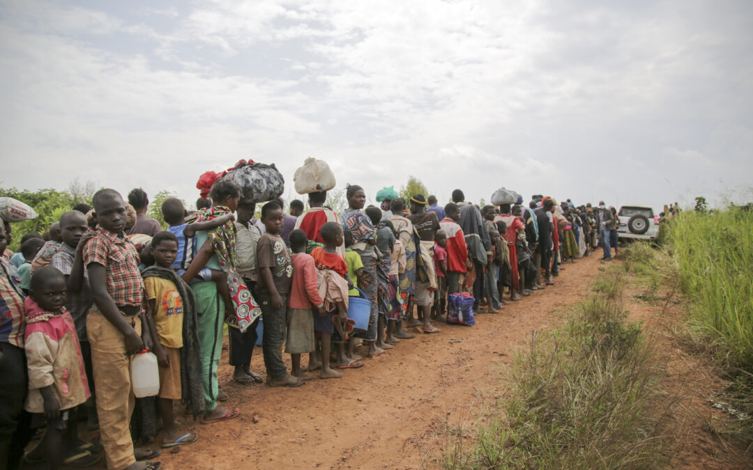 UNHCR: World leaders must act to reverse the trend of soaring displacement