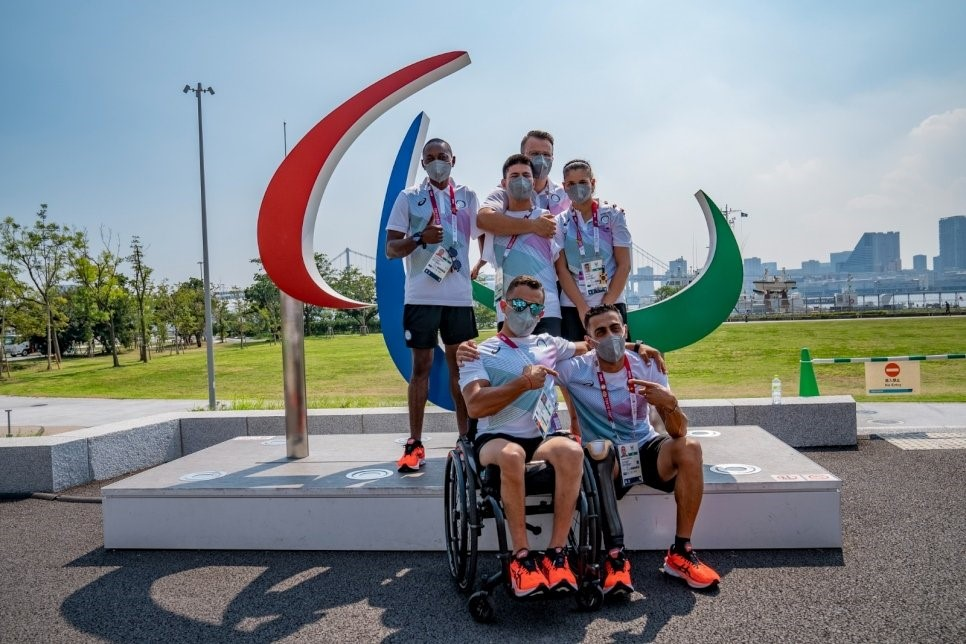 Refugee Paralympians bring social inclusion forward as Tokyo Games concluded