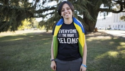 Brazil makes dream of belonging come true for stateless activist