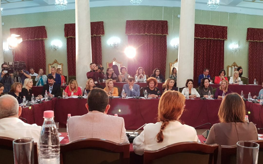 Coalition efforts lead to the adoption of legal amendments to civil status law by the Parliament of Albania