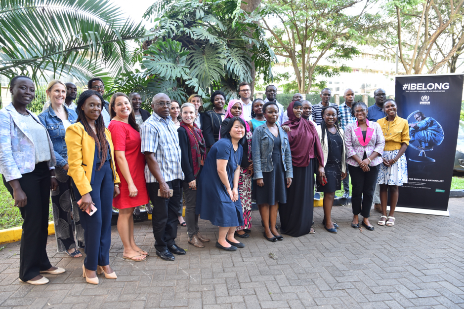 East Africa: Childhood statelessness workshop with NGOs