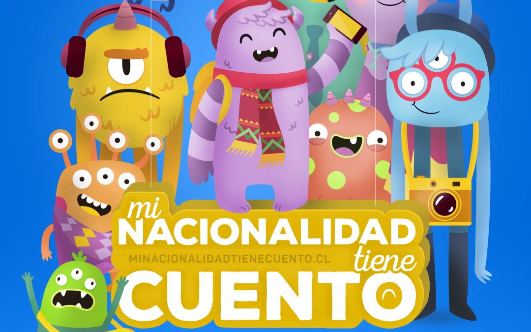 "CHILE: UNICEF-UNHCR Coalition launches the  ""Mi Nacionalidad Tiene Cuento"" Contest"