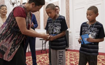 Kyrgyzstan ends statelessness in historic first
