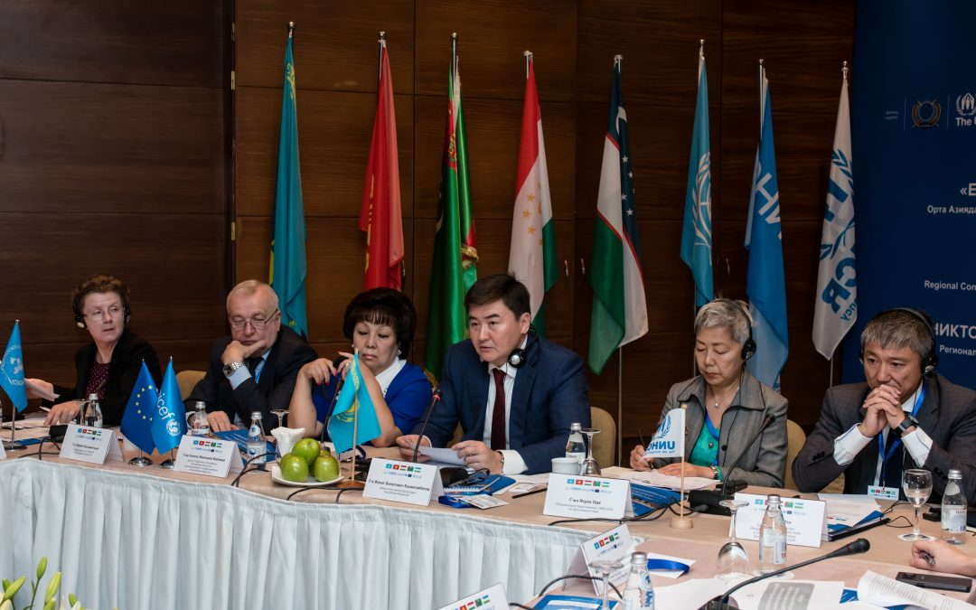 UNHCR-UNICEF Coalition bringing Central Asian Governments Together to Combat Childhood Statelessness