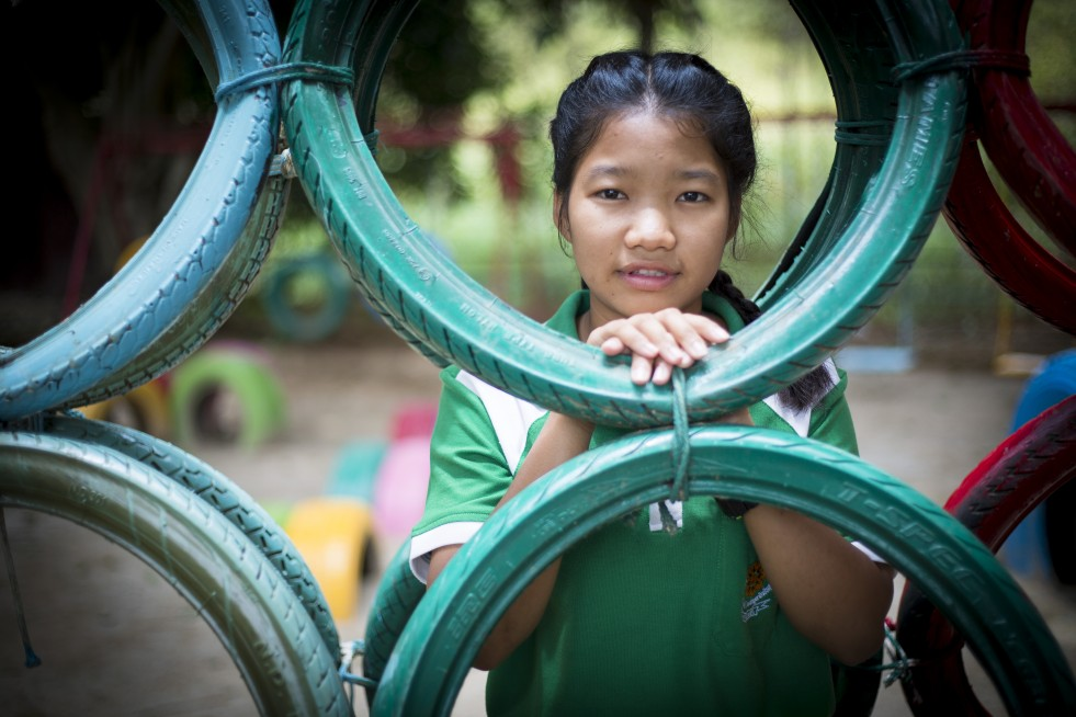 An ethnic Akha, Thida Arngee was stateless until she obtained Thai nationality four years ago.