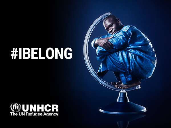 United Colors of Benetton's Fabrica develops #IBelong Campaign in support of UNHCR's aim to end statelessness by 2024
