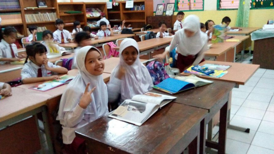 Indonesia gives refugee children hope for a brighter future