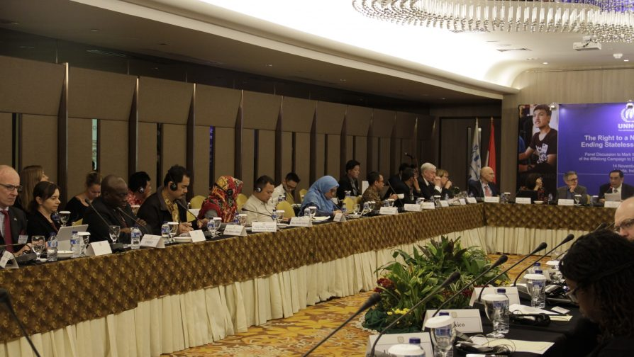 "UNHCR holds panel discussion on ""The right to a nationality and ending statelessness in ASEAN"""