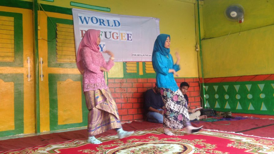 Refugees, local communities  commemorate World Refugee Day in a show of solidarity and caring