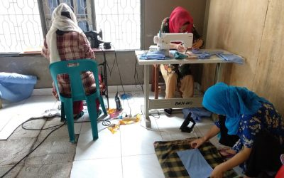 Alongside the Government of Indonesia, partner organizations and sister UN agencies, UNHCR ensures that refugees are not left behind in COVID-19 response
