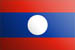 Lao People's Democratic Republic - flag