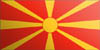 The former Yugoslav Republic of Macedonia  - flag