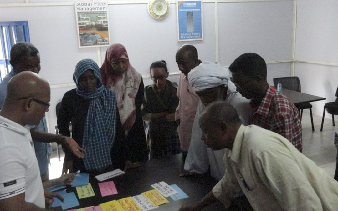 Innovation workshop in Eastern Sudan: A wake-up call for collective efforts