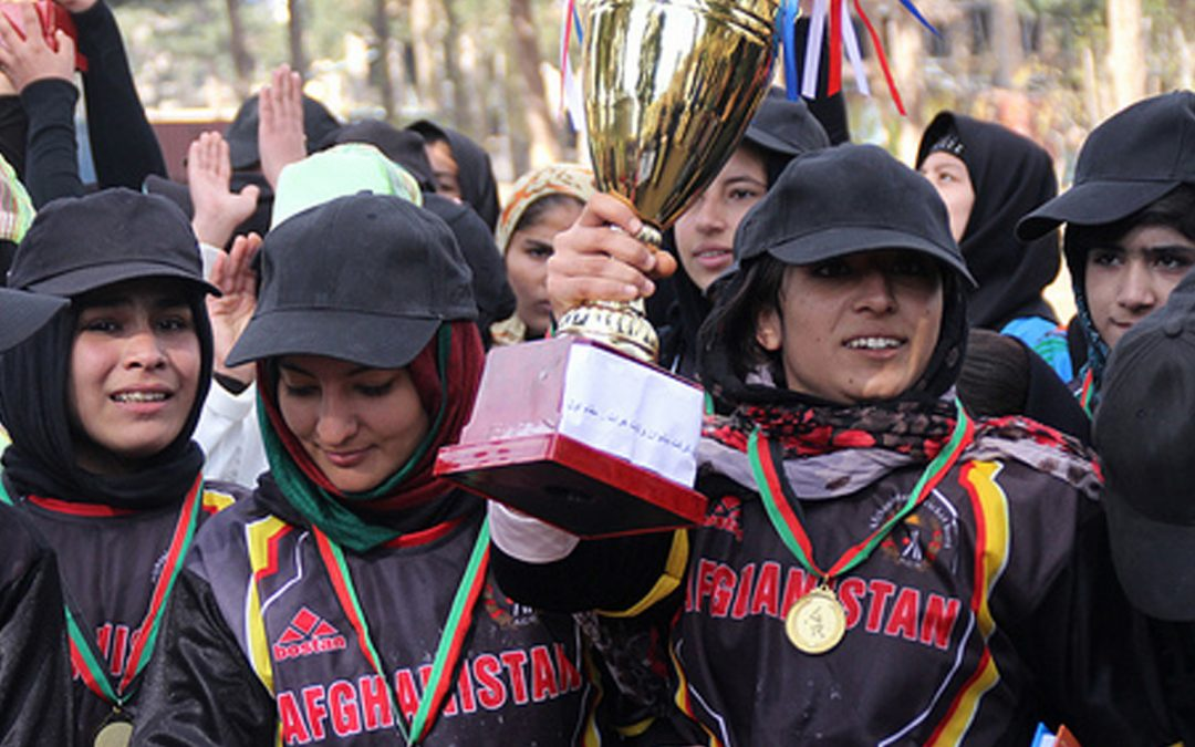 Empowering girls through sport: an iFellow in Afghanistan