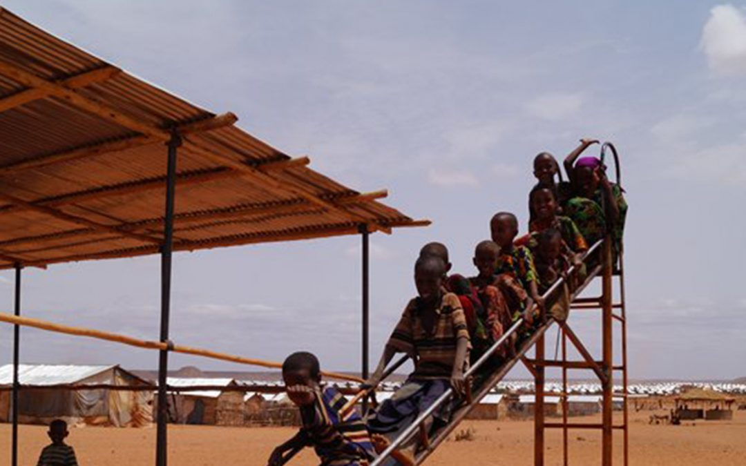 Redesigning refugee communities: post 2 of 2